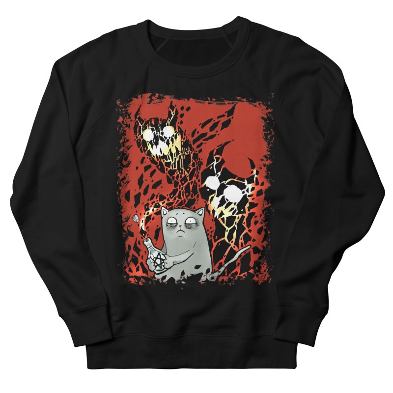 Ooops! Men's Sweatshirt by Catopathy