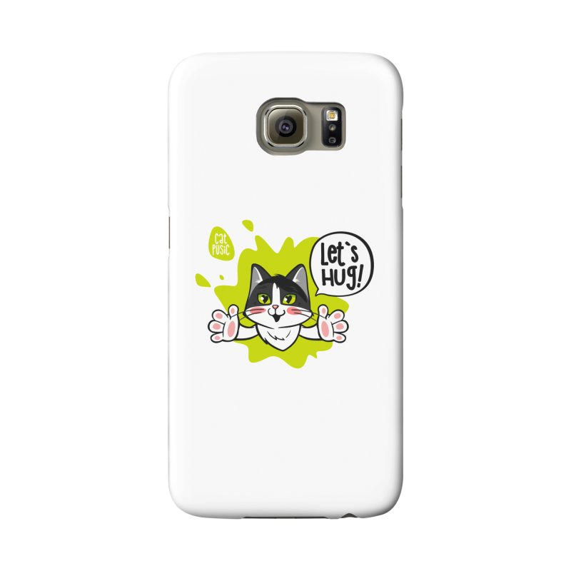 Let's hug! Accessories Phone Case by SHOP CatPusic