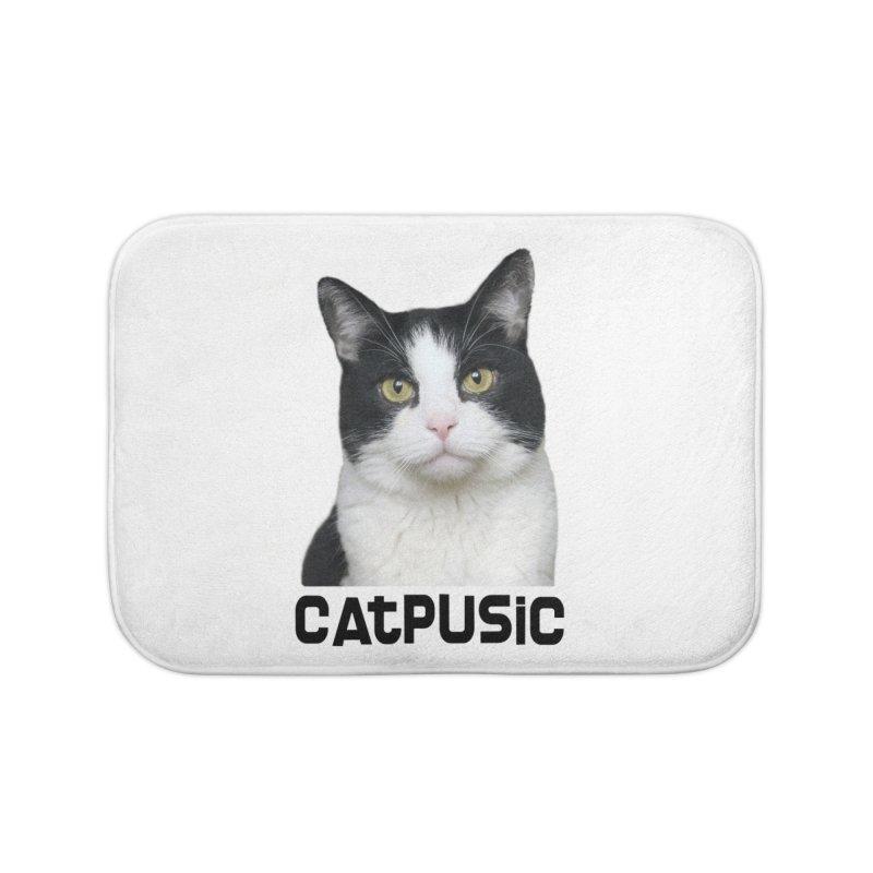 CatPusic Home Bath Mat by SHOP CatPusic