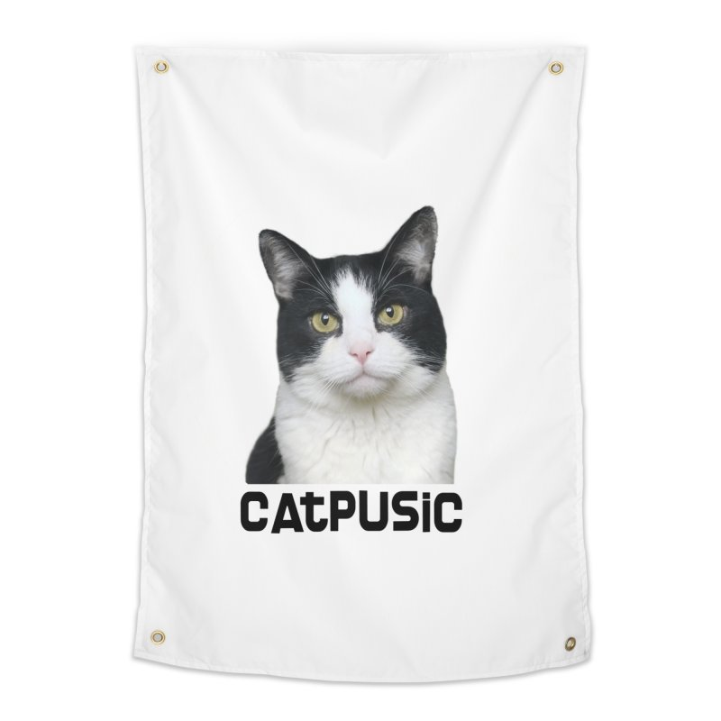 CatPusic Home Tapestry by SHOP CatPusic