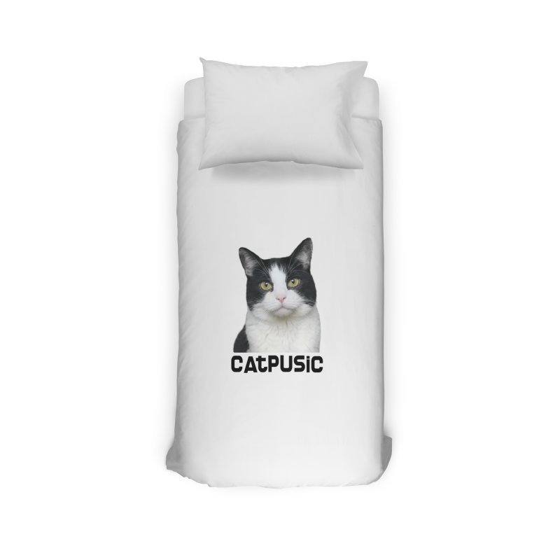 CatPusic Home Duvet by SHOP CatPusic