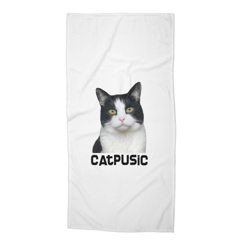 CatPusic Accessories Beach Towel by SHOP CatPusic