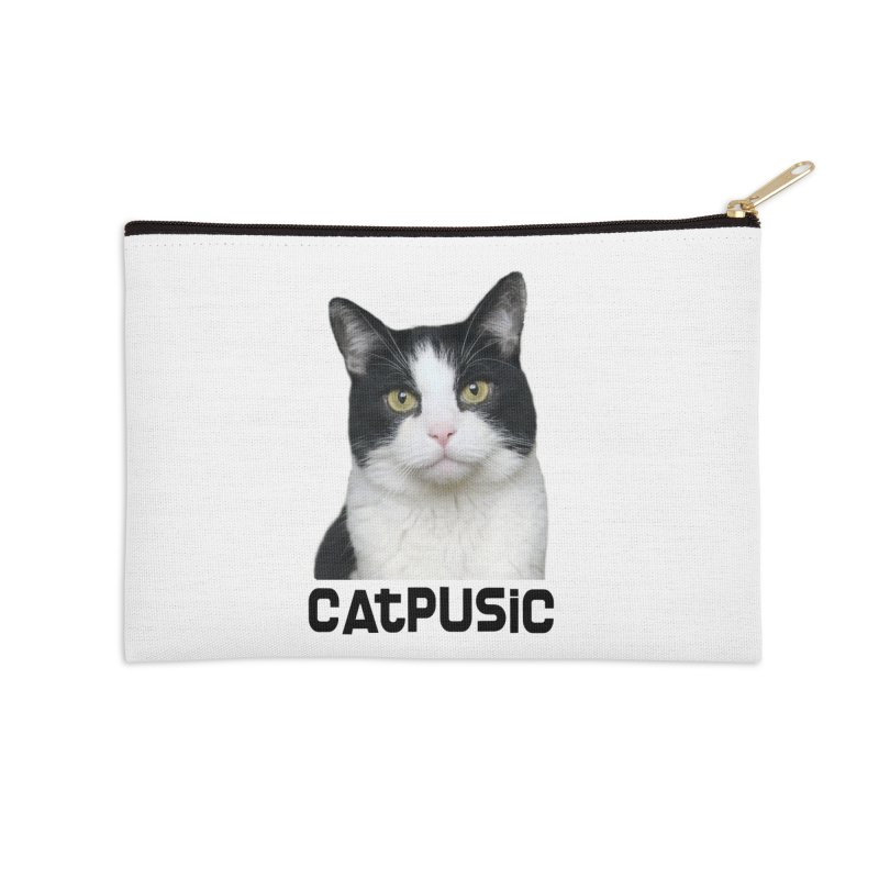 CatPusic Accessories Zip Pouch by SHOP CatPusic