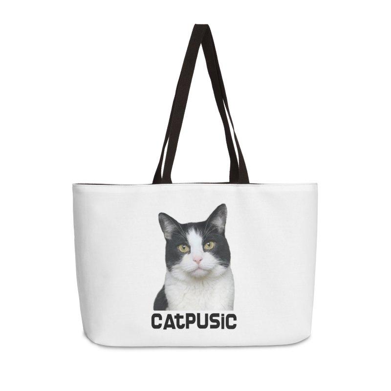CatPusic Accessories Weekender Bag Bag by SHOP CatPusic