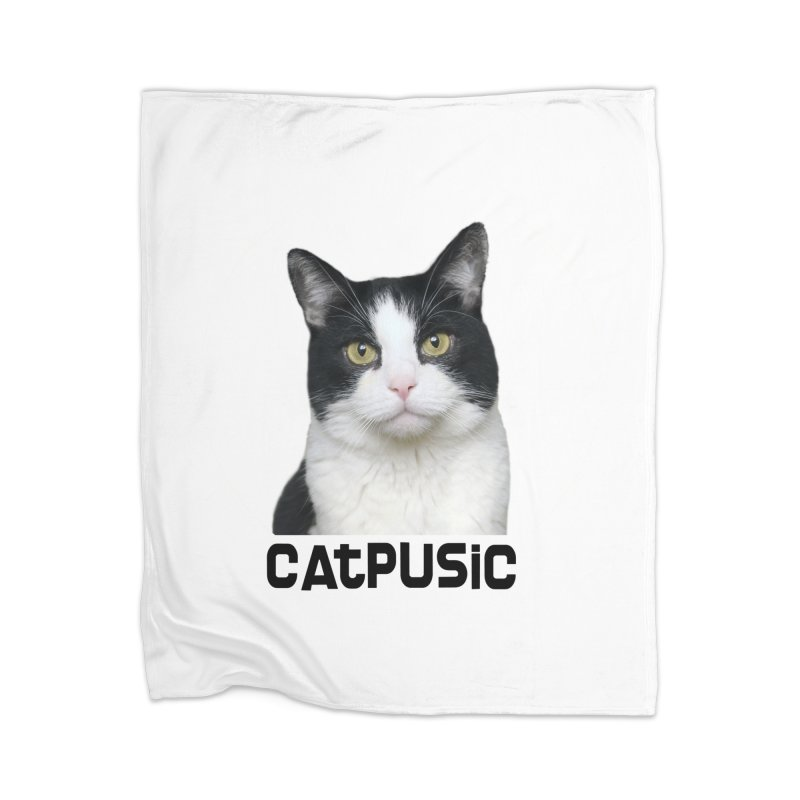 CatPusic Home Blanket by SHOP CatPusic