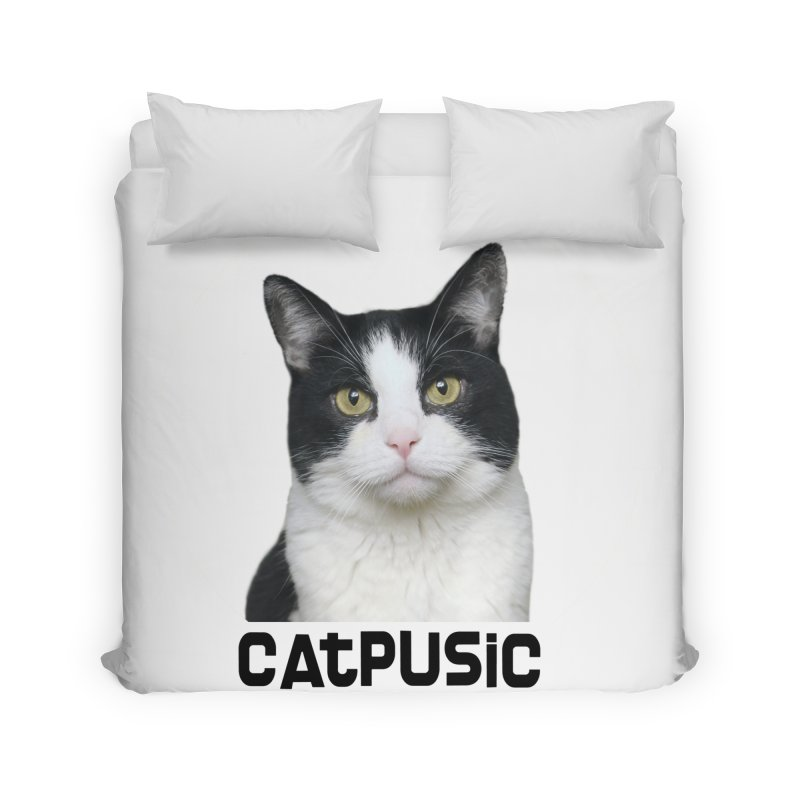 CatPusic Home Duvet by SHOP CatPusic