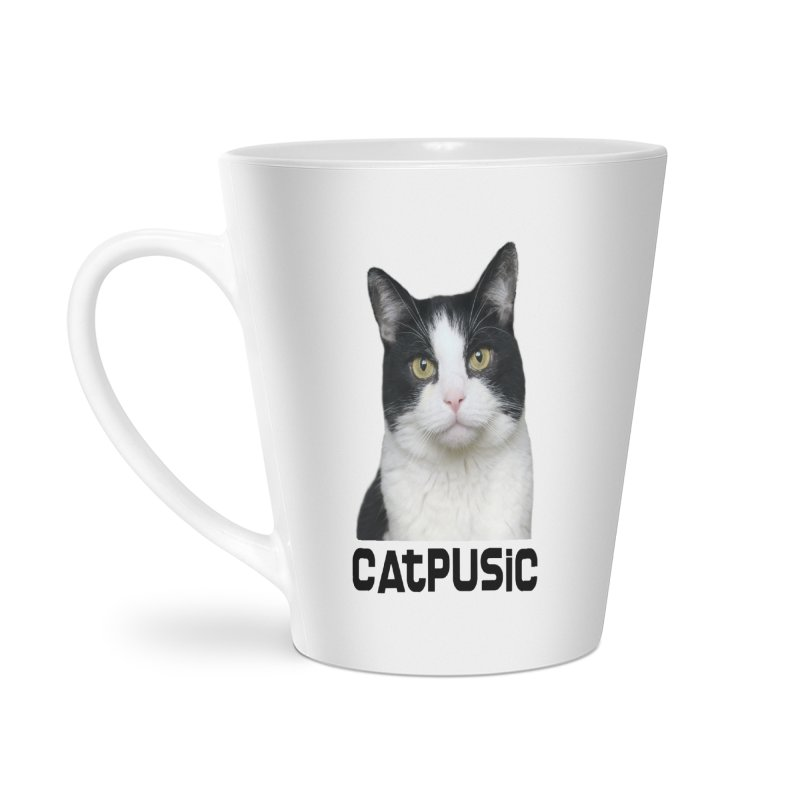 CatPusic Accessories Latte Mug by SHOP CatPusic
