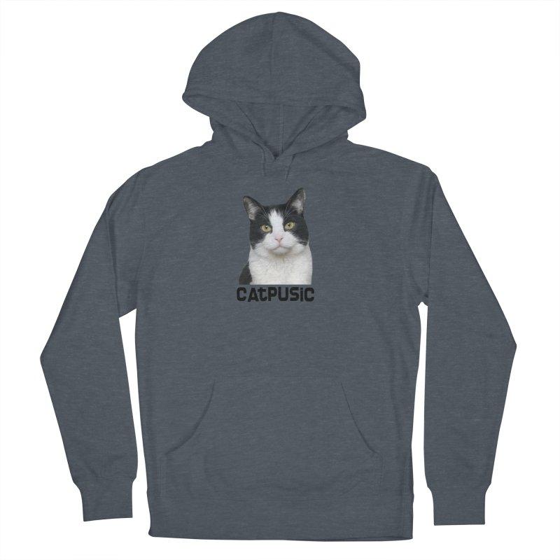 CatPusic Men's Pullover Hoody by SHOP CatPusic