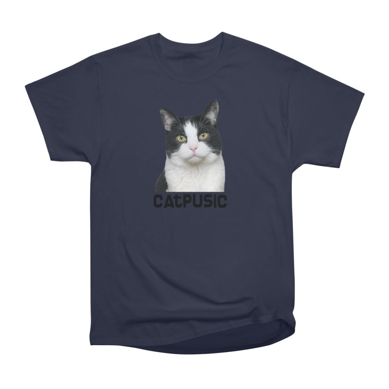 CatPusic Women's Heavyweight Unisex T-Shirt by SHOP CatPusic