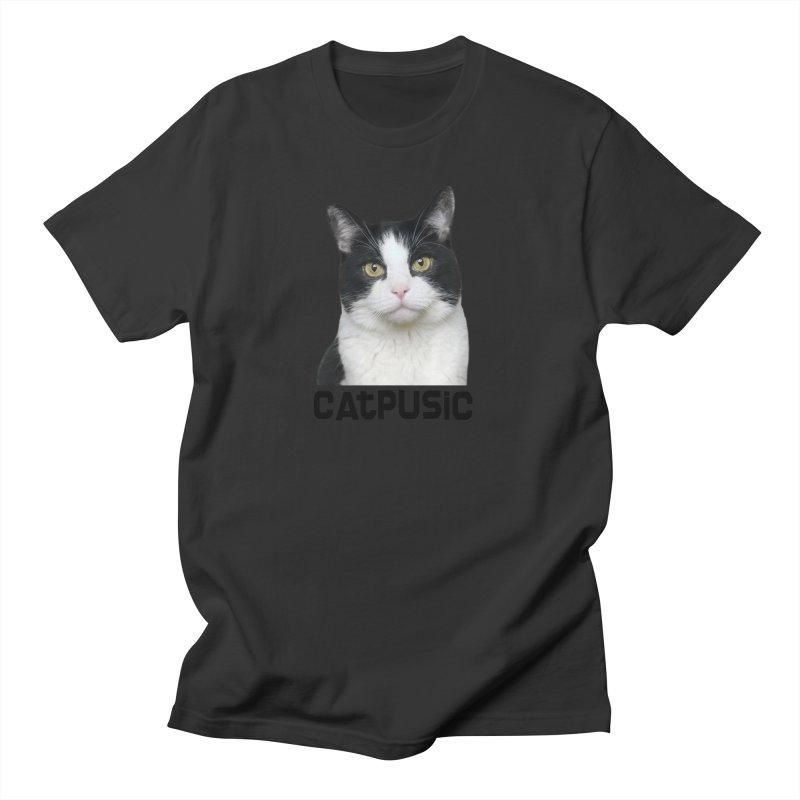 CatPusic Women's Regular Unisex T-Shirt by SHOP CatPusic