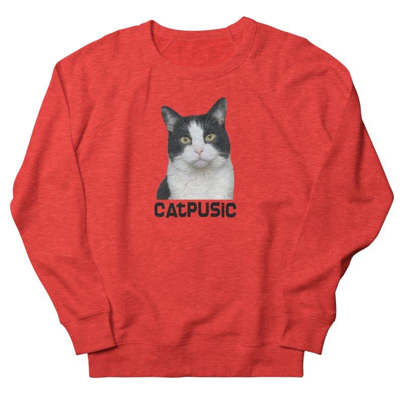 CatPusic Men's Sweatshirt by SHOP CatPusic