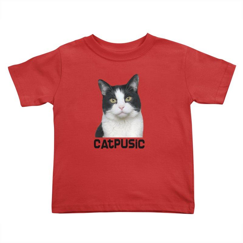 CatPusic Kids Toddler T-Shirt by SHOP CatPusic