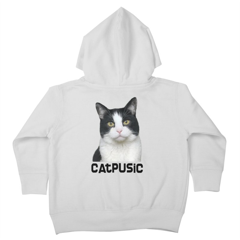 CatPusic Kids Toddler Zip-Up Hoody by SHOP CatPusic
