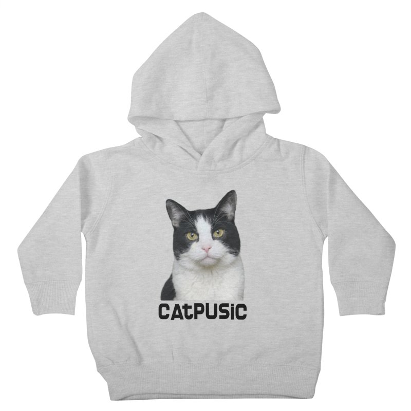 CatPusic Kids Toddler Pullover Hoody by SHOP CatPusic
