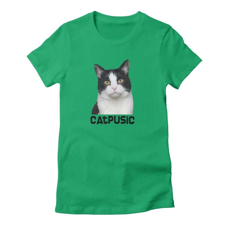 CatPusic Women's T-Shirt by SHOP CatPusic