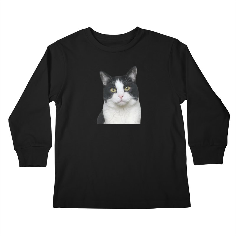 CatPusic Kids Longsleeve T-Shirt by SHOP CatPusic