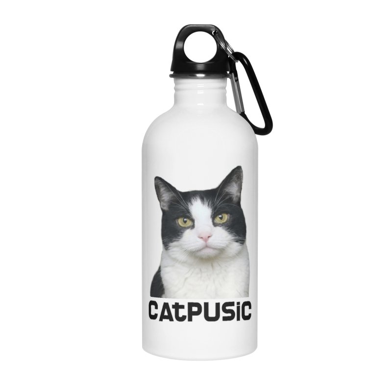 CatPusic Accessories Water Bottle by SHOP CatPusic