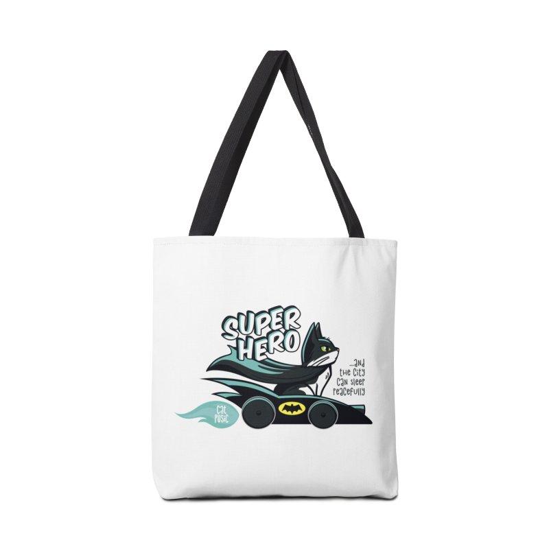 Super Hero Accessories Bag by SHOP CatPusic