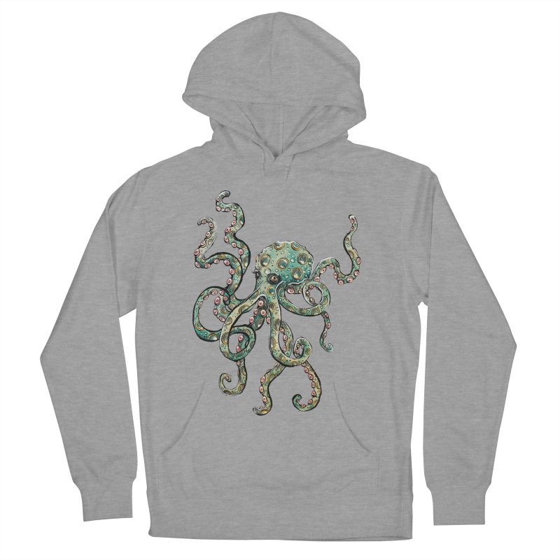Octopodes Women's Pullover Hoody by cavigliascabinet's Artist Shop