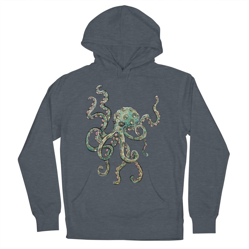 Octopodes Men's Pullover Hoody by cavigliascabinet's Artist Shop