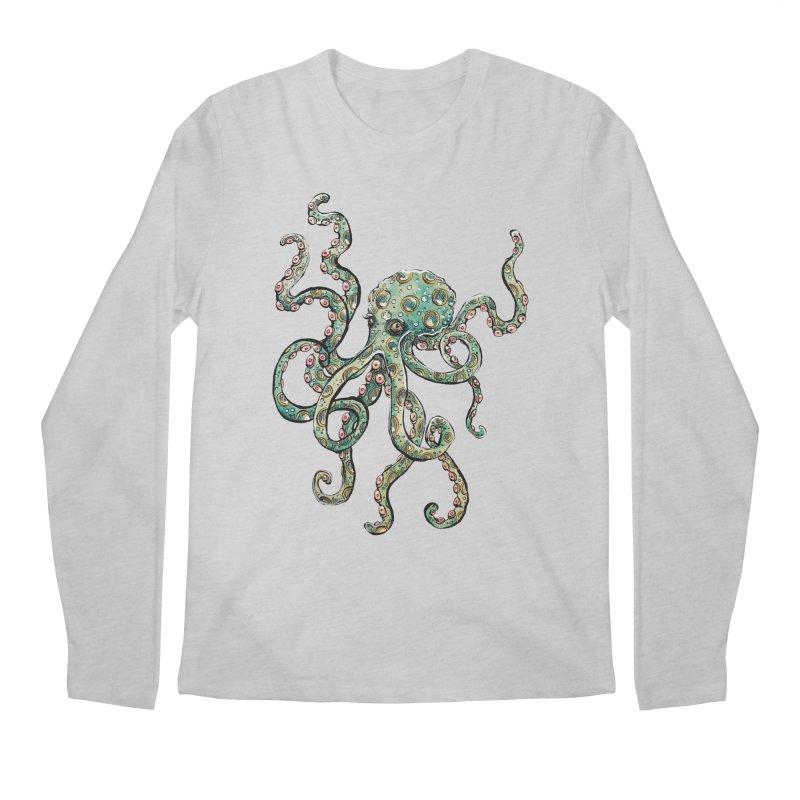 Octopodes Men's Longsleeve T-Shirt by cavigliascabinet's Artist Shop