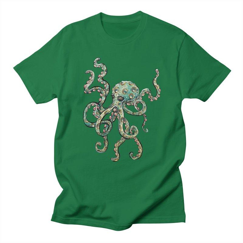 Octopodes Men's T-Shirt by cavigliascabinet's Artist Shop