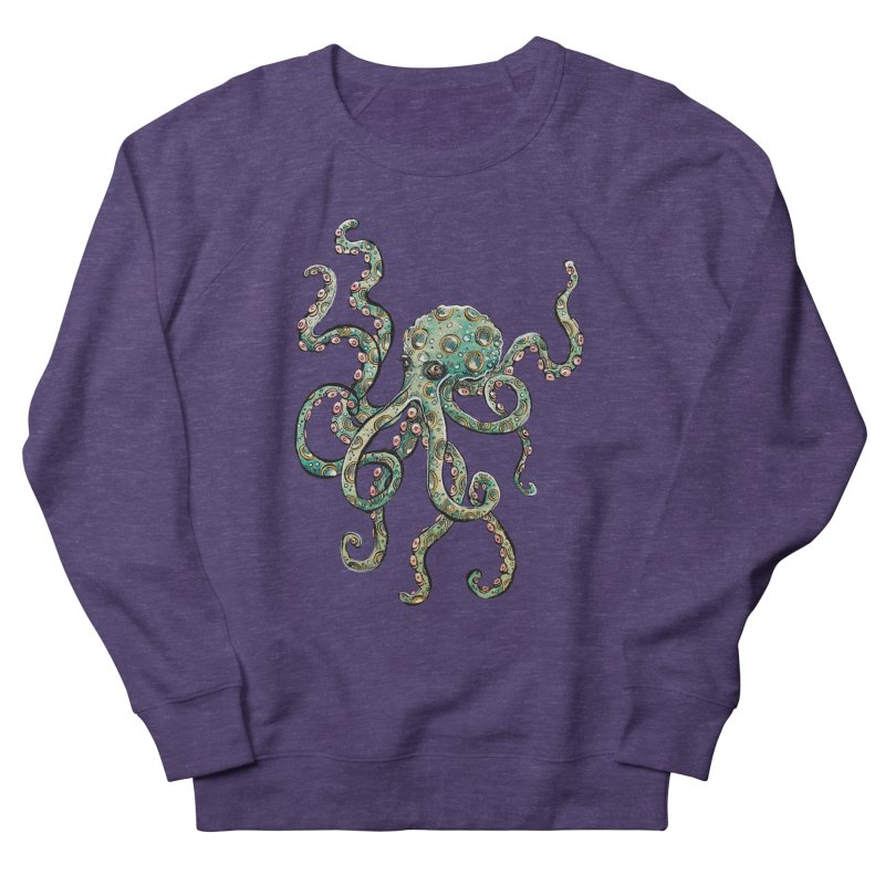Octopodes Women's Sweatshirt by cavigliascabinet's Artist Shop