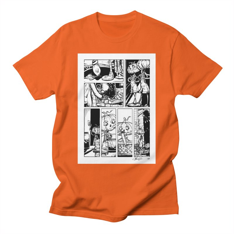 Jack Ortholomew Lantern makes a picnic Men's T-Shirt by Cayce Moyer Creations