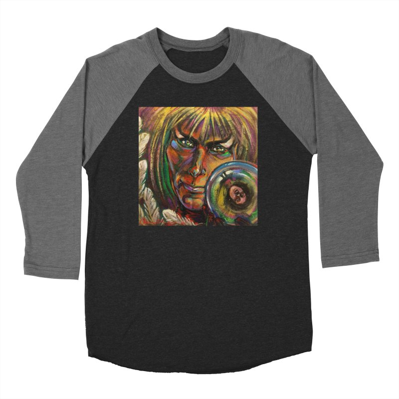 Lonely One Men's Longsleeve T-Shirt by Cayce Moyer Creations