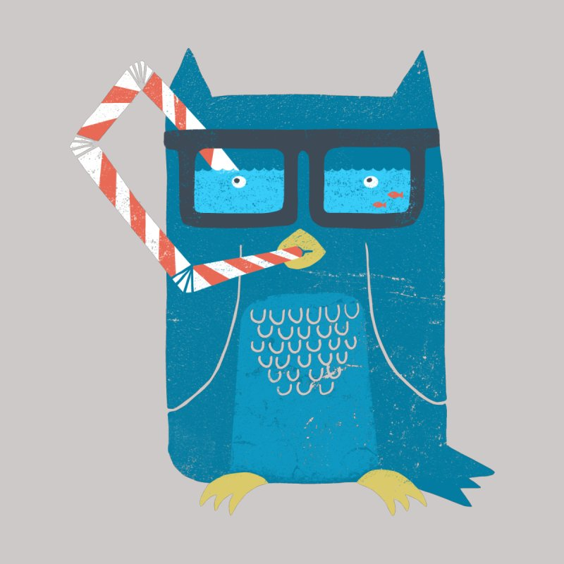 The Owls Glasses None  by cazking's Artist Shop