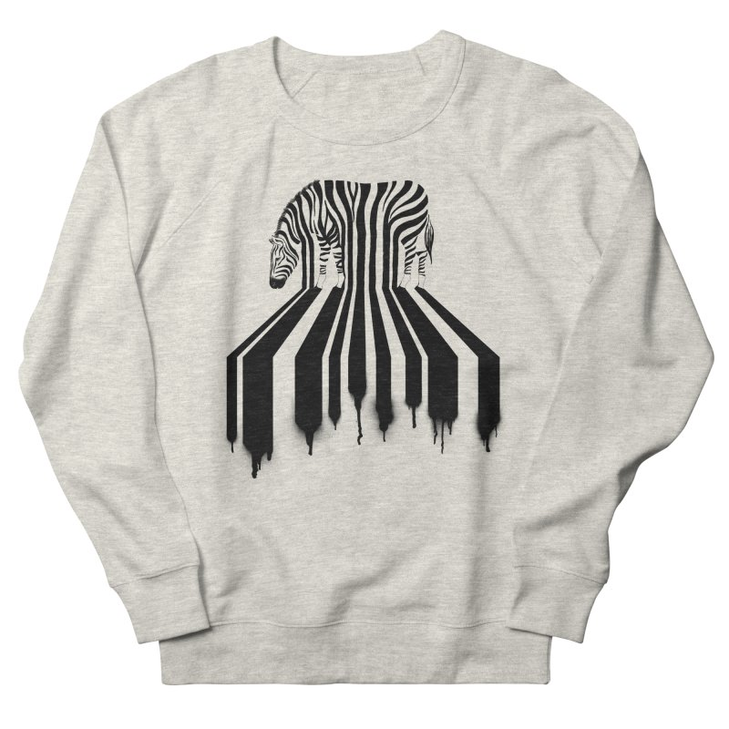 Zebra Crossing Women's Sweatshirt by cazking's Artist Shop