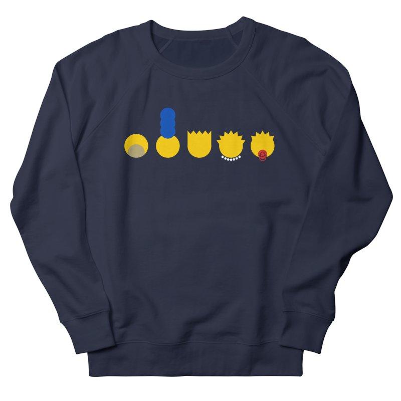 Simpsimalism Men's Sweatshirt by cazking's Artist Shop