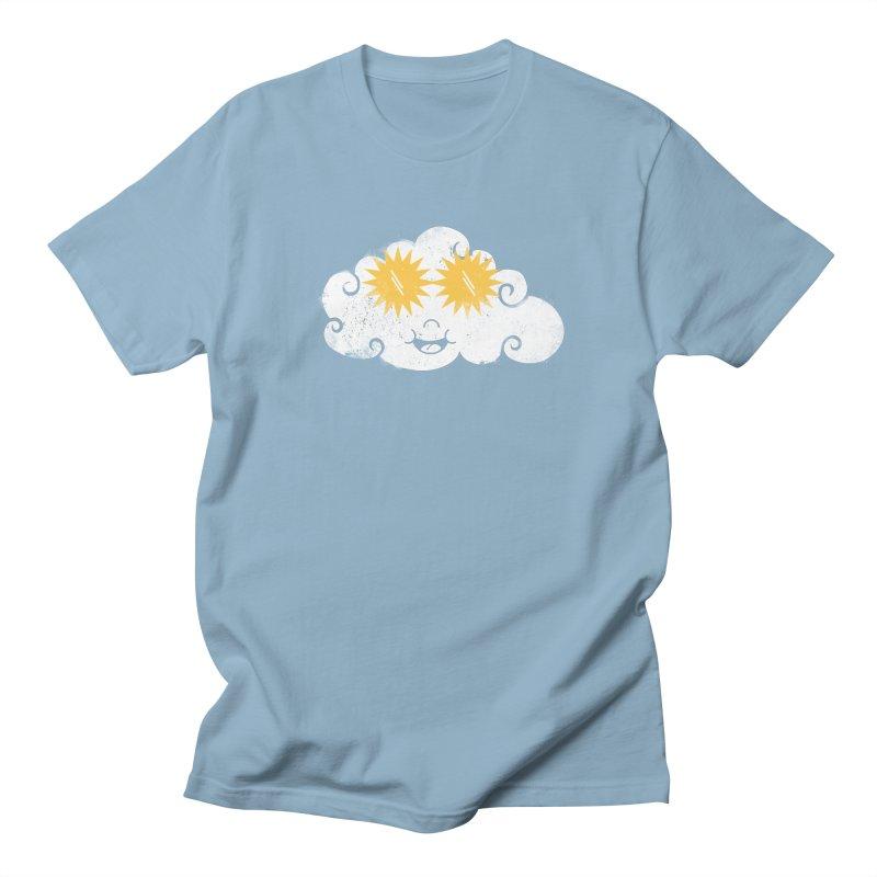 SUNglasses Men's T-Shirt by cazking's Artist Shop