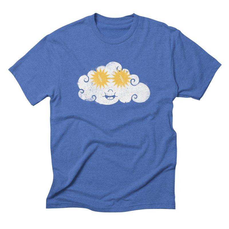 SUNglasses Men's Triblend T-shirt by cazking's Artist Shop