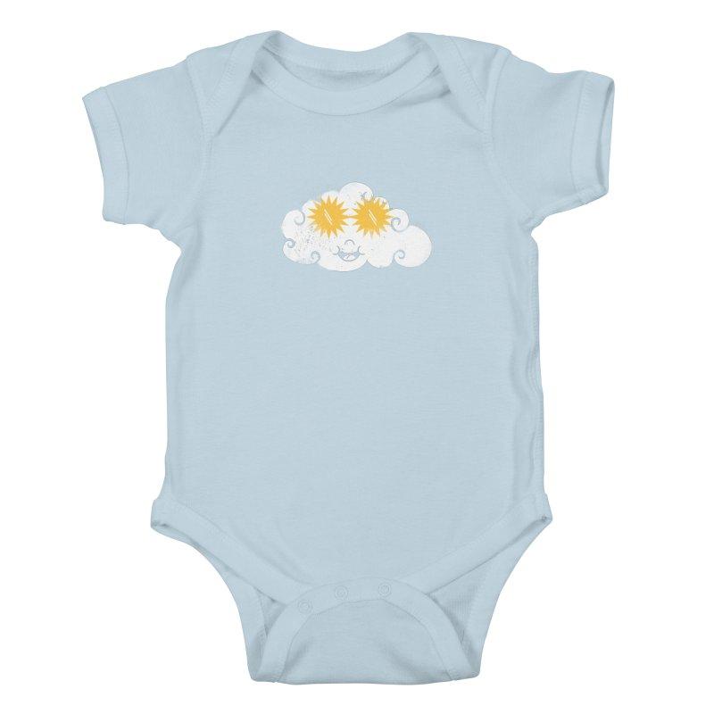 SUNglasses Kids Baby Bodysuit by cazking's Artist Shop