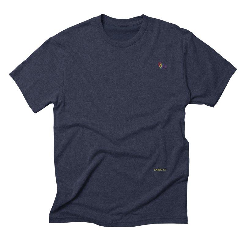 Cazzo rainbow Men's Triblend T-Shirt by Cazzo.cl