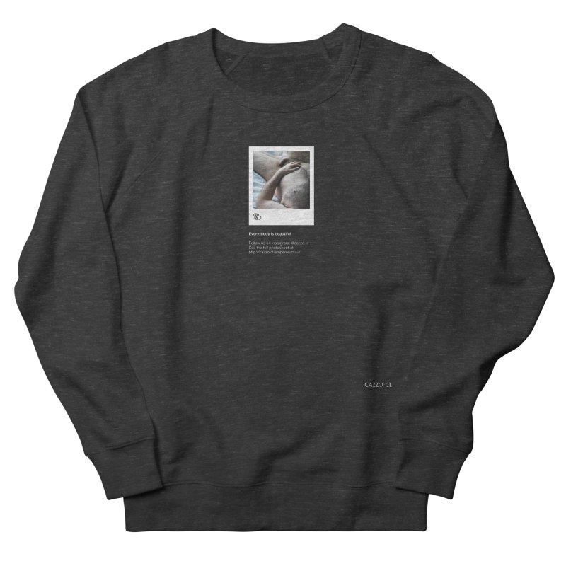 Miau Men's French Terry Sweatshirt by Cazzo.cl