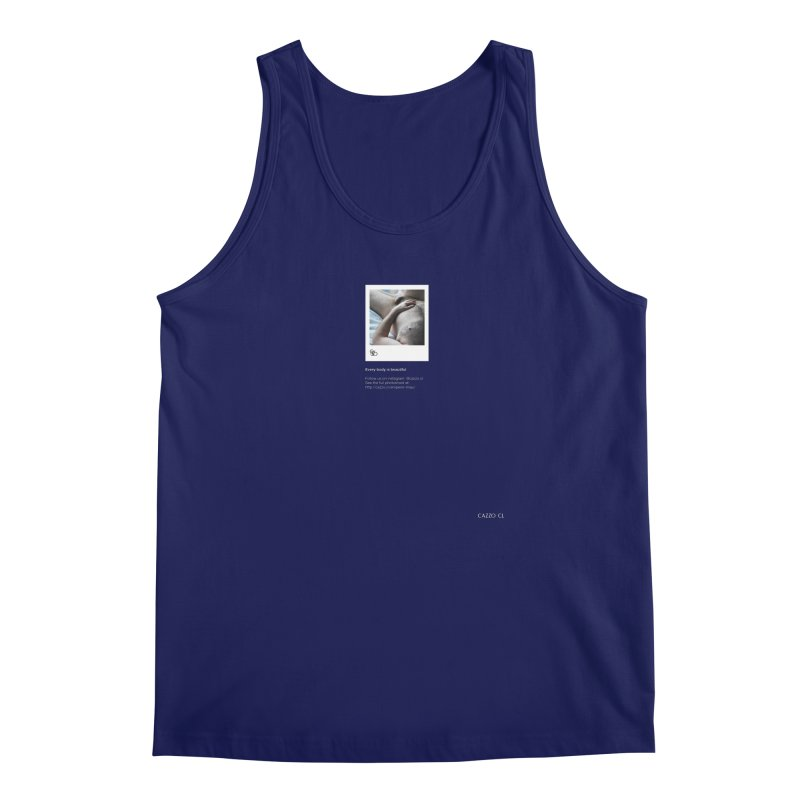 Miau Men's Regular Tank by Cazzo.cl