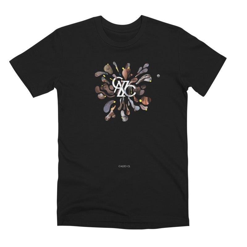 Skin Men's T-Shirt by Cazzo.cl