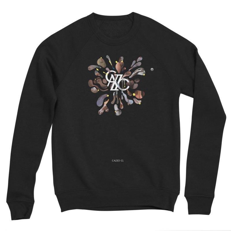 Skin Men's Sponge Fleece Sweatshirt by Cazzo.cl