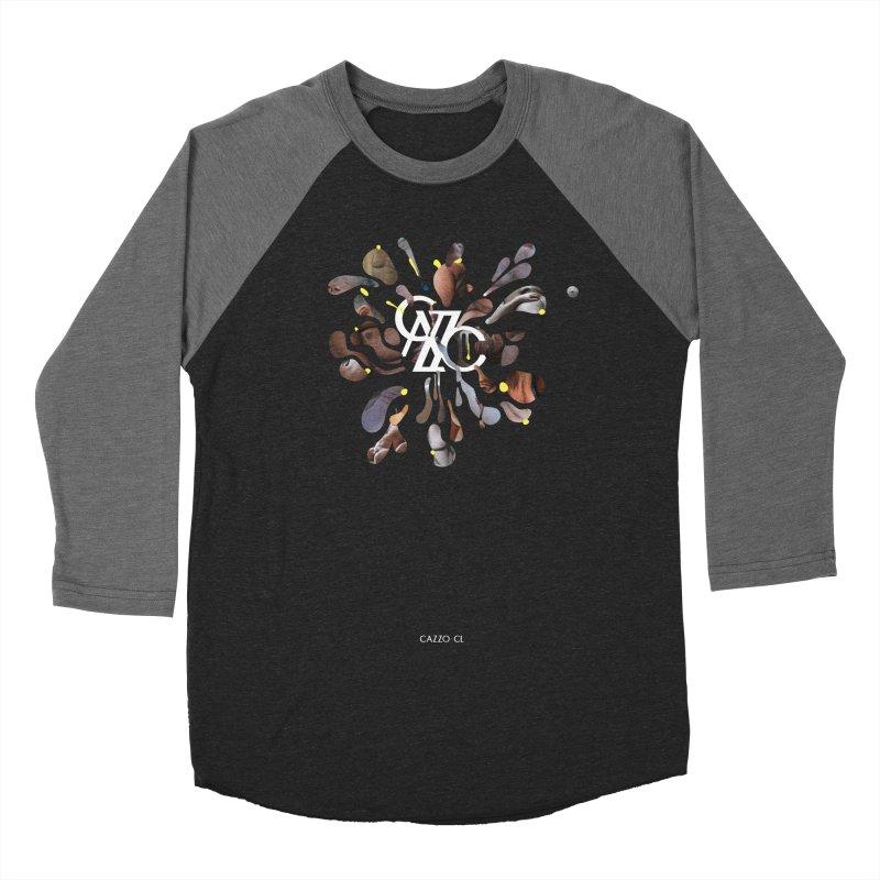 Skin Men's Baseball Triblend Longsleeve T-Shirt by Cazzo.cl