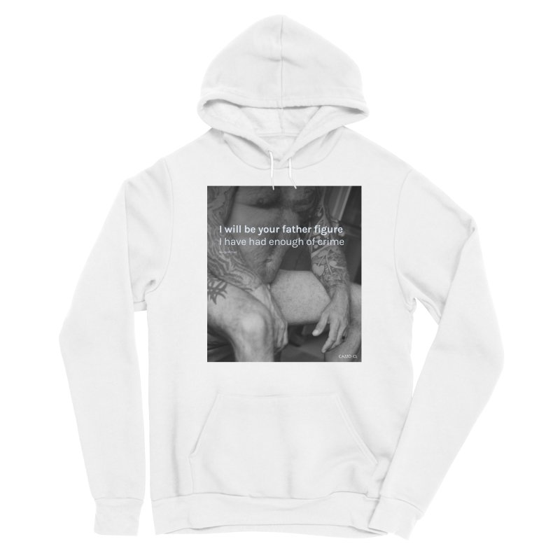 Father figure Men's Pullover Hoody by Cazzo.cl
