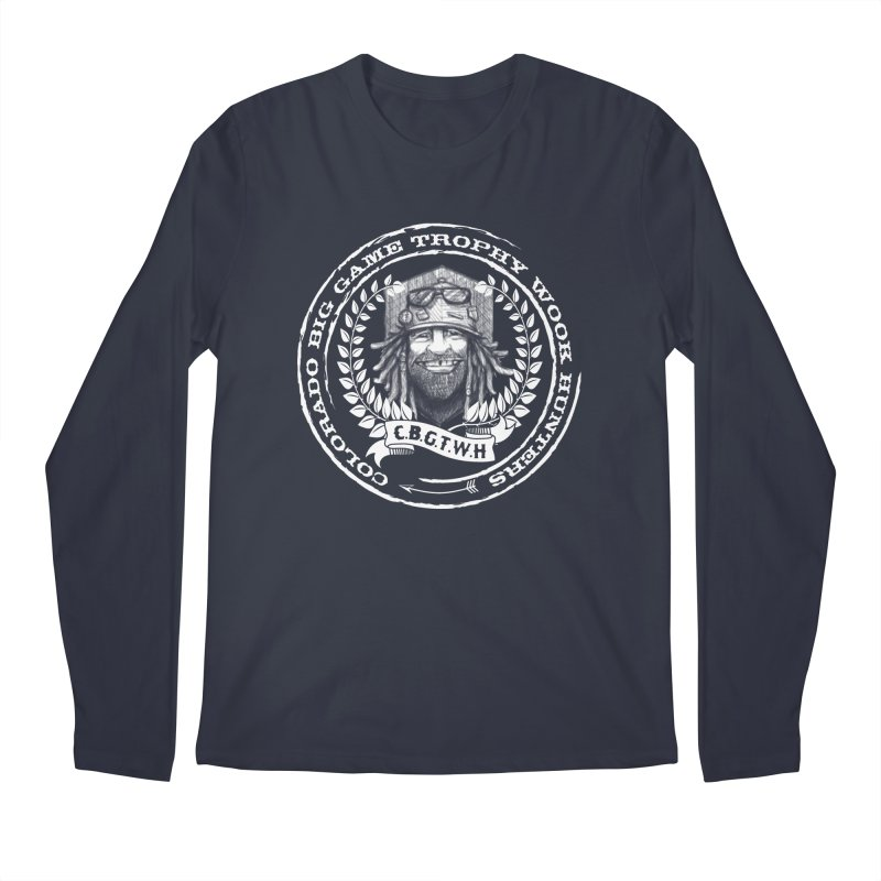 CBGTWH Crest Men's Regular Longsleeve T-Shirt by Colorado Big Game Trophy Wook Hunters Shop