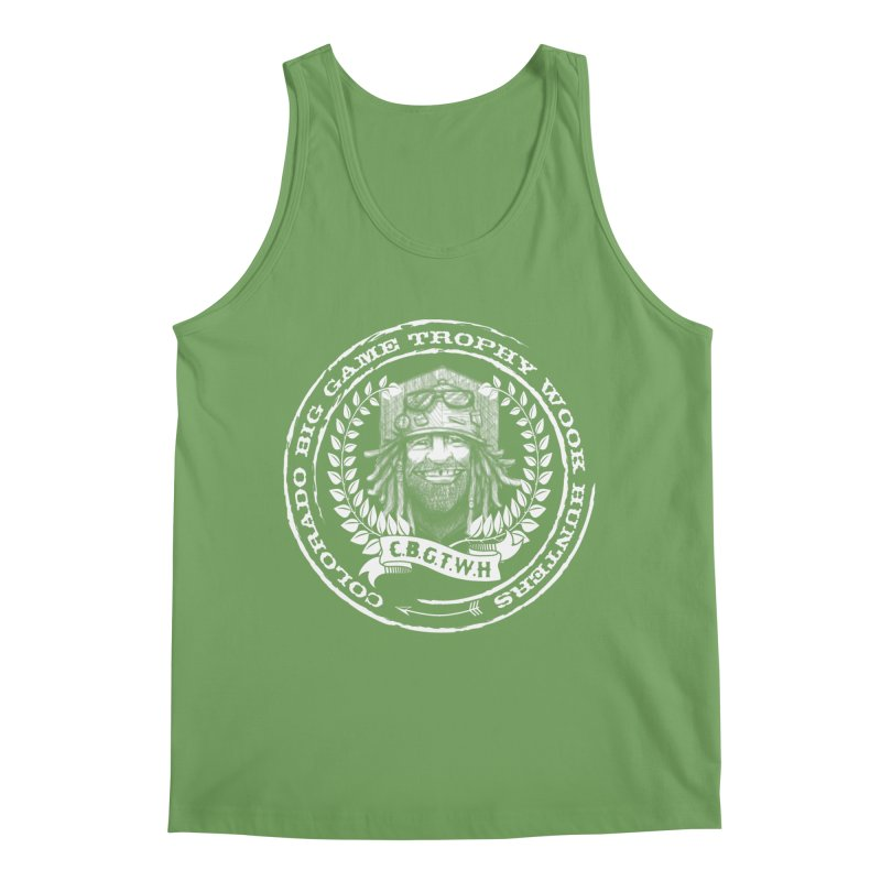 CBGTWH Crest Men's Tank by Colorado Big Game Trophy Wook Hunters Shop