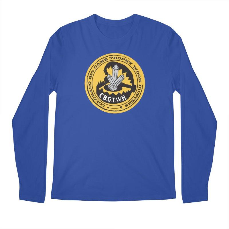 Wook Trap Men's Regular Longsleeve T-Shirt by Colorado Big Game Trophy Wook Hunters Shop