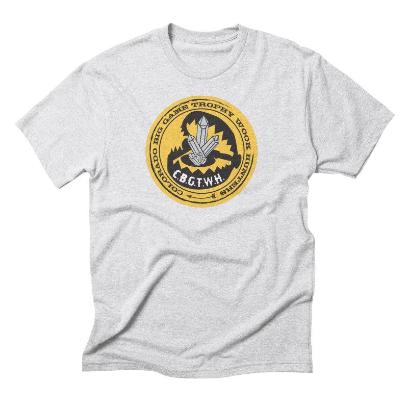 Wook Trap Men's T-Shirt by Colorado Big Game Trophy Wook Hunters Shop