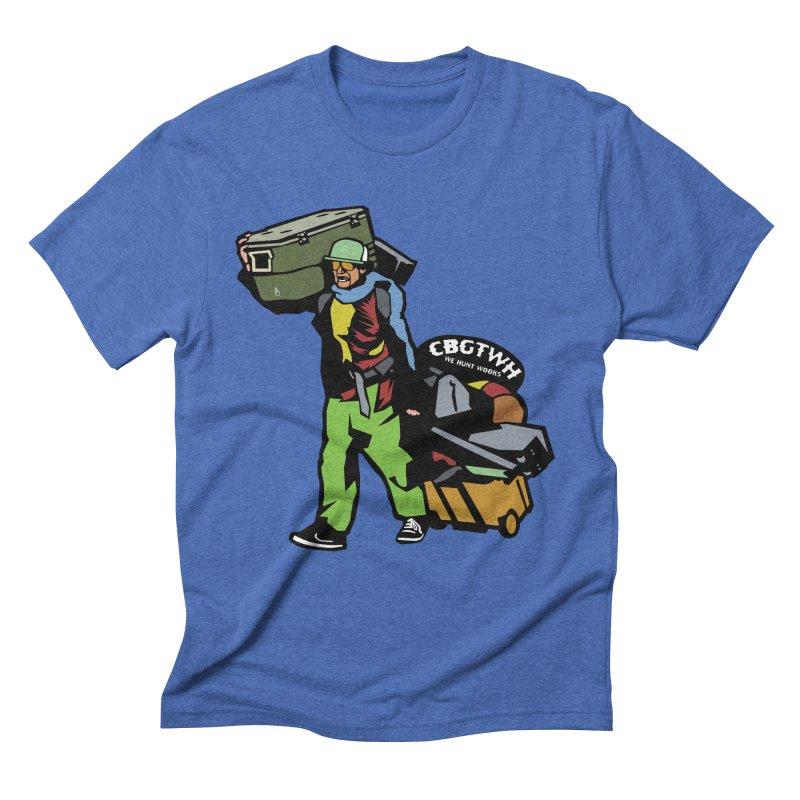 Festipants McCoolerboi Men's T-Shirt by Colorado Big Game Trophy Wook Hunters Shop