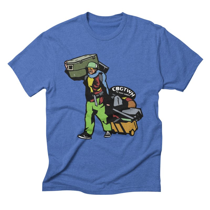 Festipants McCoolerboi Men's T-Shirt by Colorado Big Game Trophy Wook Hunters Shop