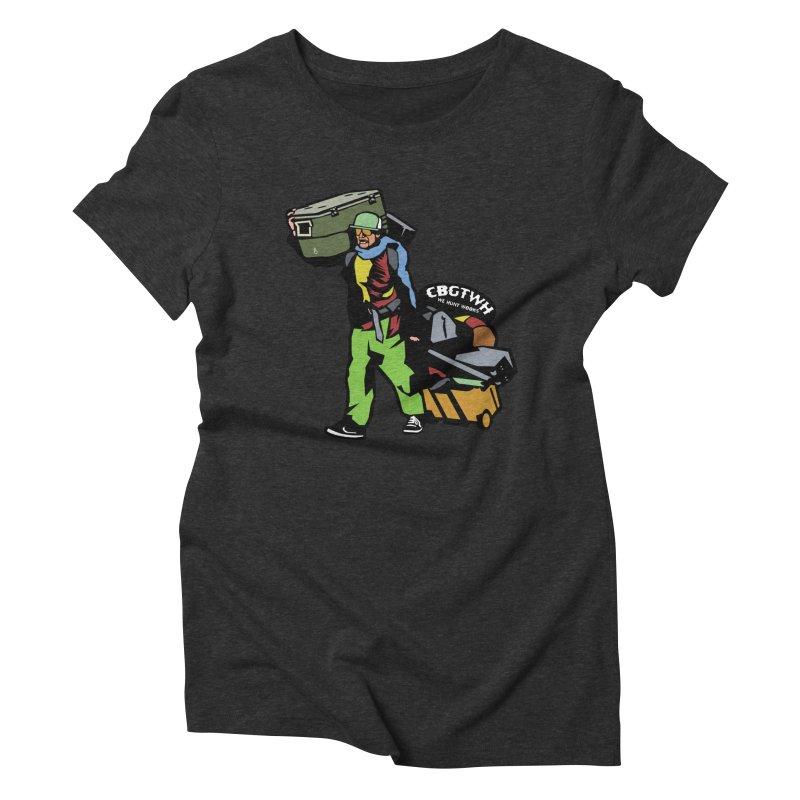 Festipants McCoolerboi Women's T-Shirt by Colorado Big Game Trophy Wook Hunters Shop