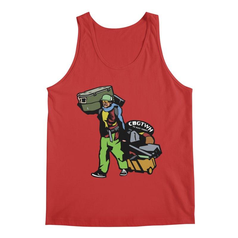 Festipants McCoolerboi Men's Regular Tank by Colorado Big Game Trophy Wook Hunters Shop